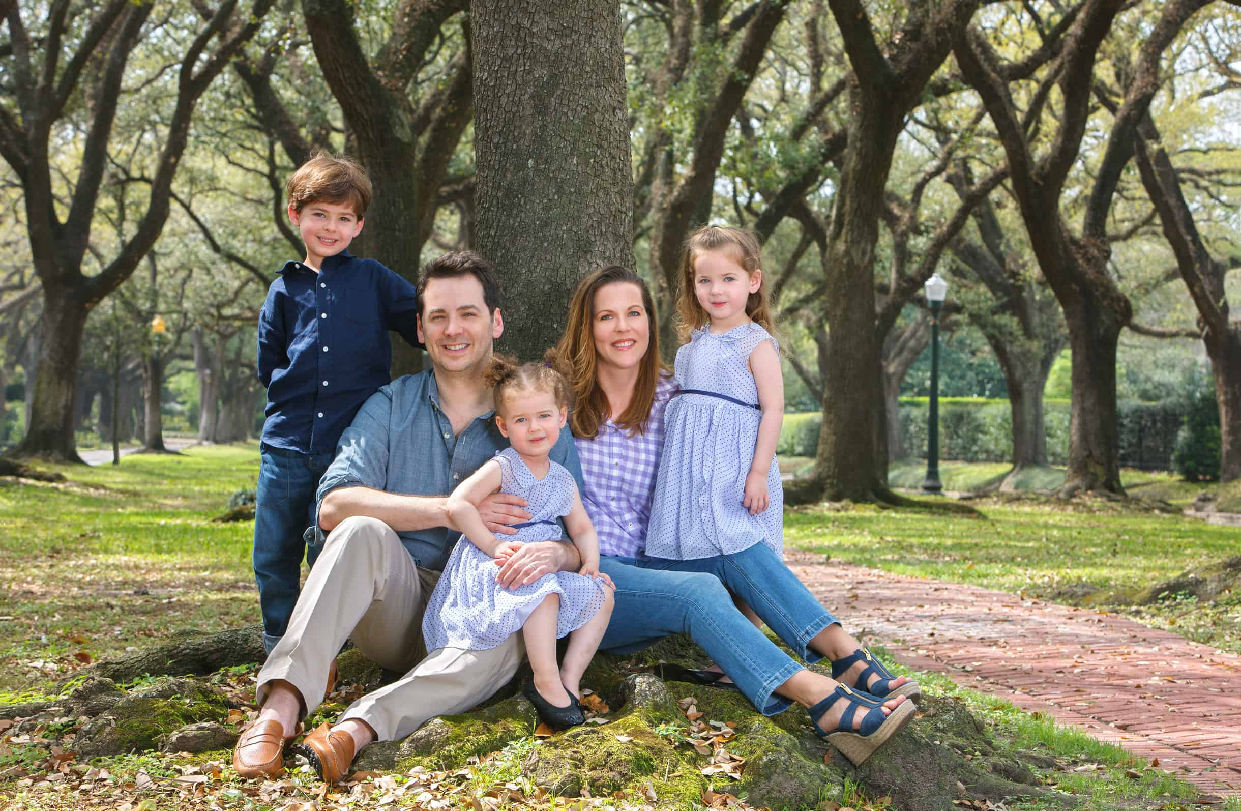 North_and_South_BLVD_Family_Portraits_Houston_Photographer