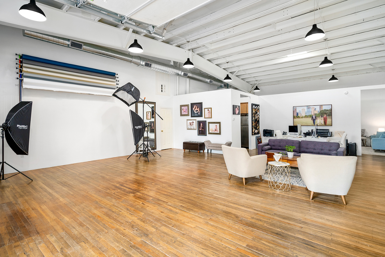 Houston Commercial Photography Studio